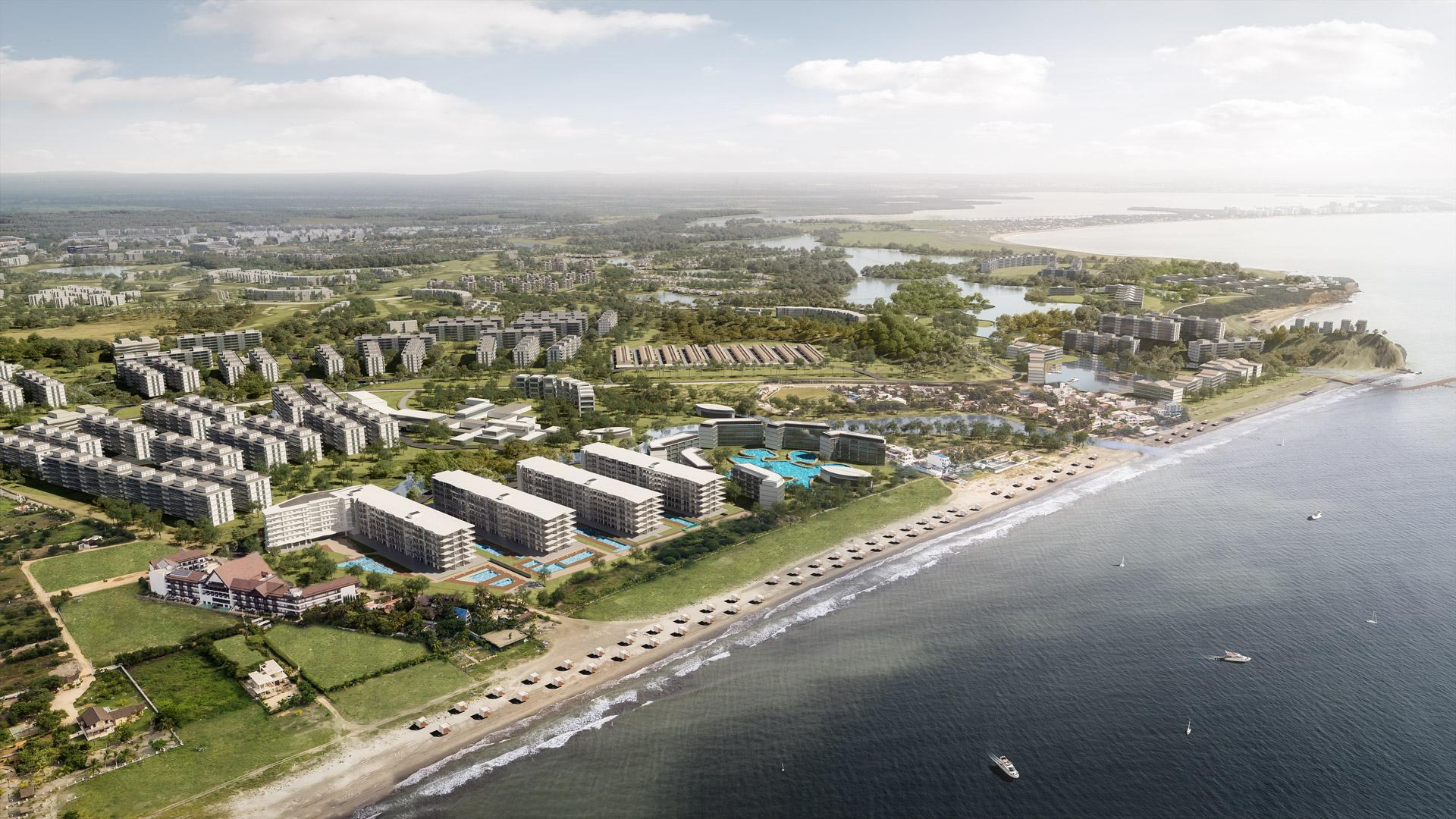 Proyecto Morros EOS - Serena del mar - Cartagena