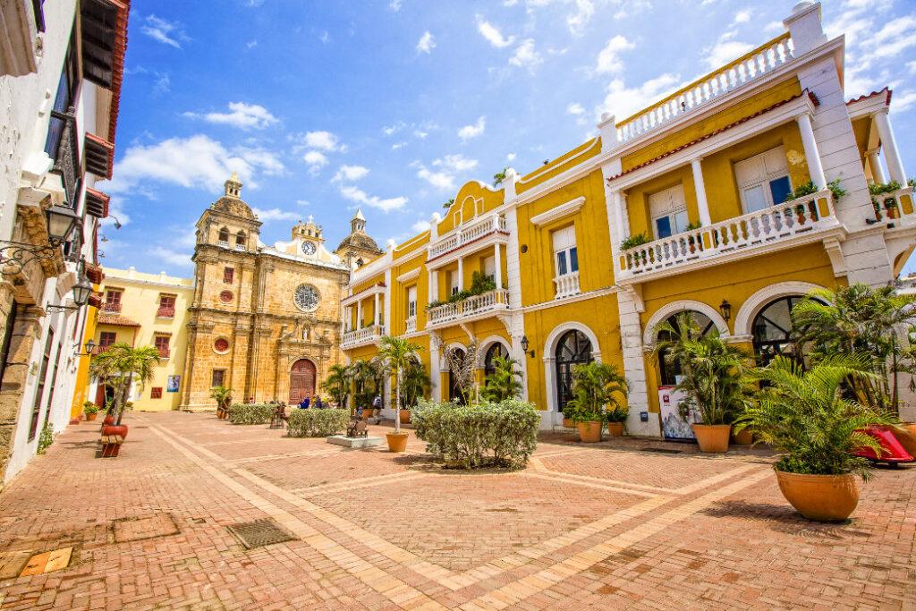 Centro Historico - Cartagena - Nicanor Carazo