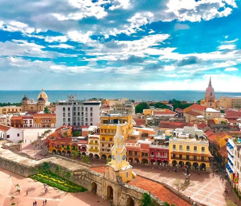 Centro Historico - Cartagena - Nicanor Carazo12
